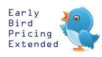 North American IPv6 Summit Early Bird Pricing